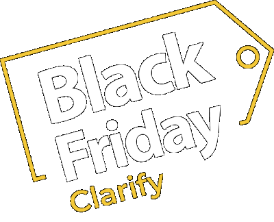 Black Friday Clarify 2020